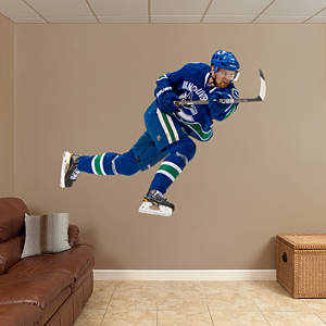 Henrik Sedin Fathead Wall Decal